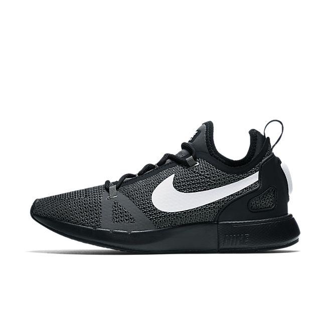 Nike Wmns Duel Racer (Black / White - Dark Grey)