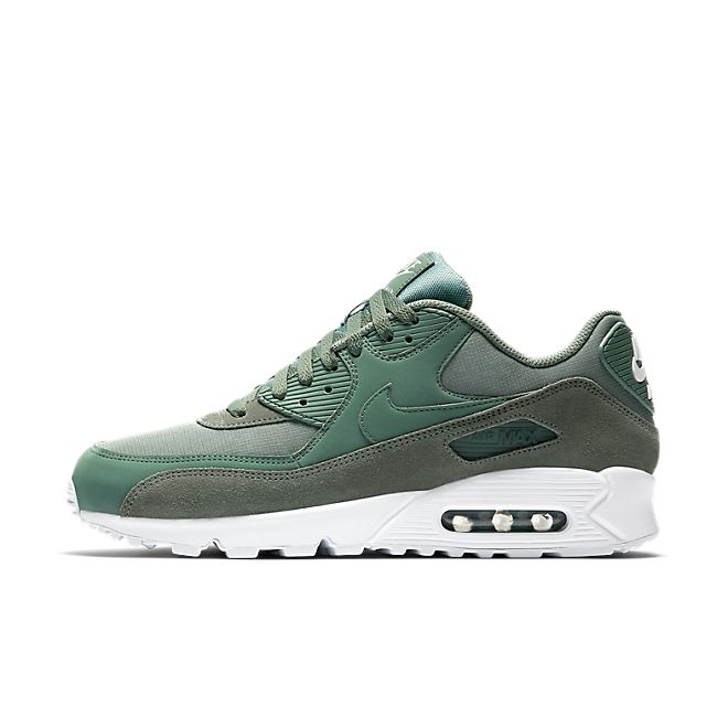 Nike Air Max 90 Essential (Clay Green / Clay Green - White)