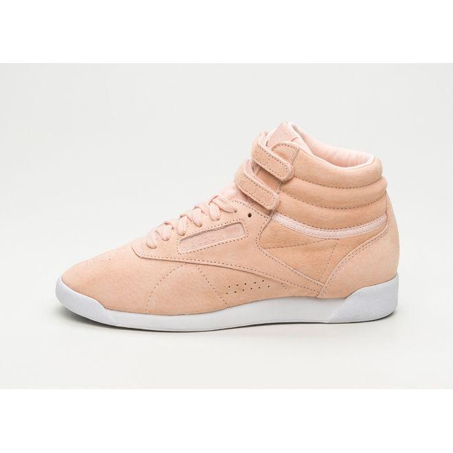 d65f768180c6 Reebok Freestyle F/S HI Nbk (Desert / White) | CN0605 | Sneakerjagers