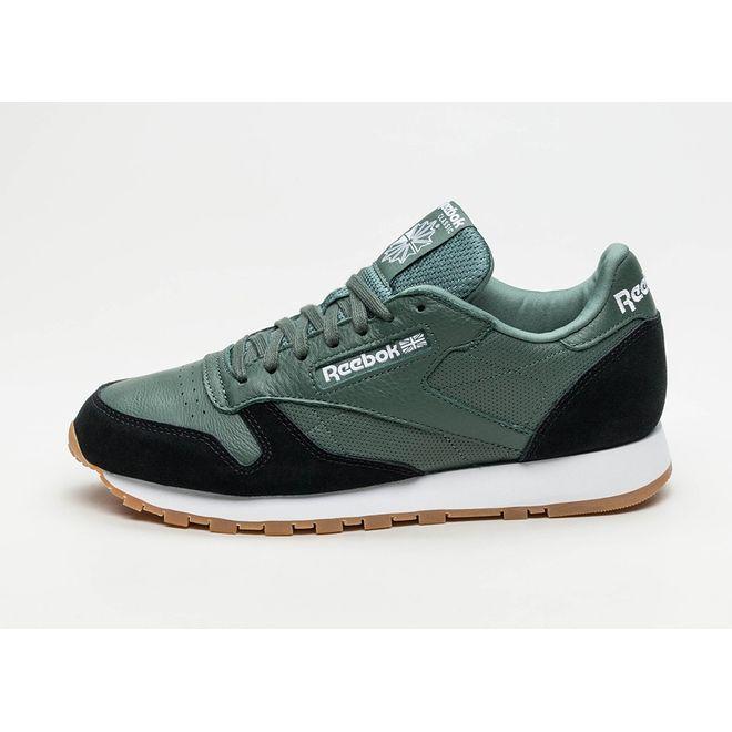 Reebok Classic Leather GI (Chalk Green / Black / White)
