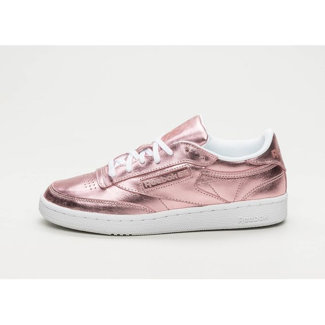 Reebok Club C 85 S SHINE (Copper / White)