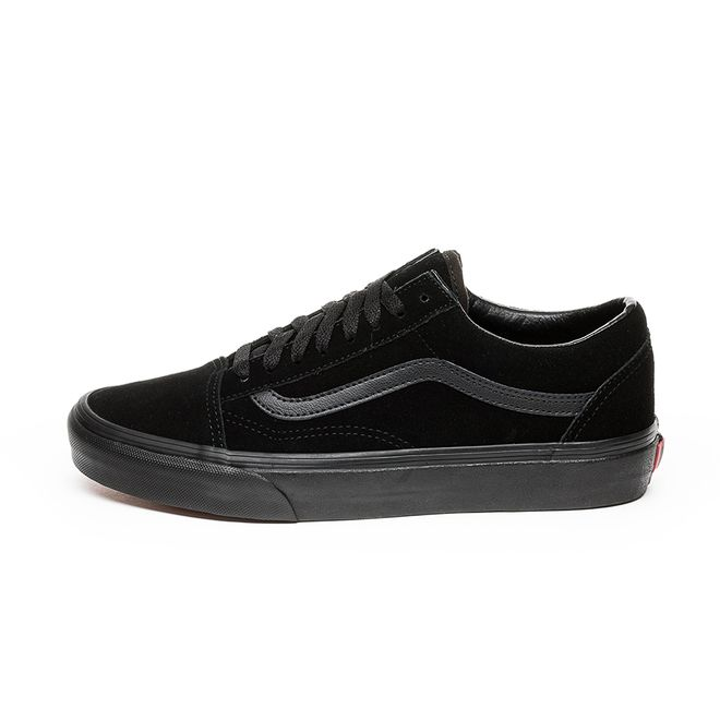 Vans Old Skool *Suede* (Black / Black)