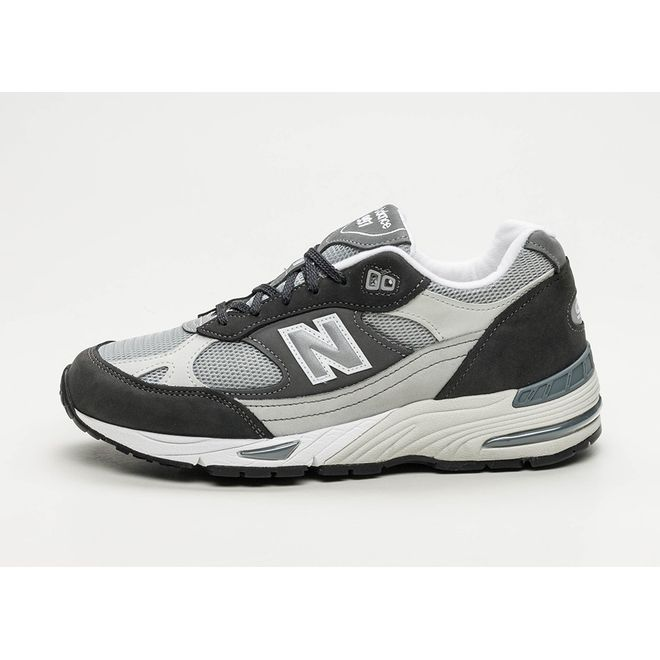 New Balance M991XG *Made in England* (Grey / White)