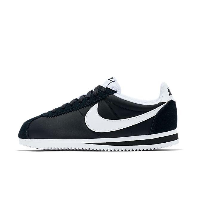 Nike Wmns Classic Cortez Nylon (Black / White)