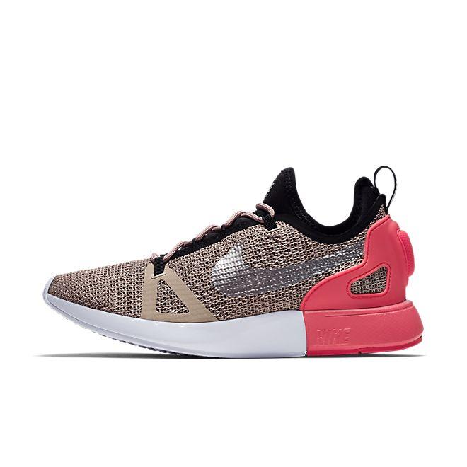 Nike Wmns Duel Racer (String / Chrome - White - Light Charcoal)