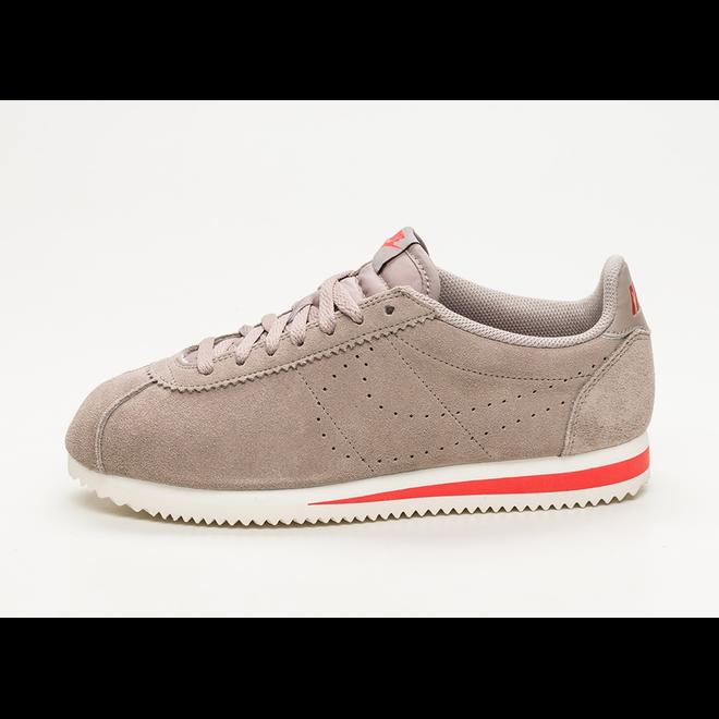 size 40 b2967 11fa2 Nike Classic Cortez Suede (Sepia Stone / Sepia Stone ...