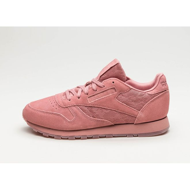Reebok Classic Leather *Lace Color Wash Pack* (Sandy Rose / White)
