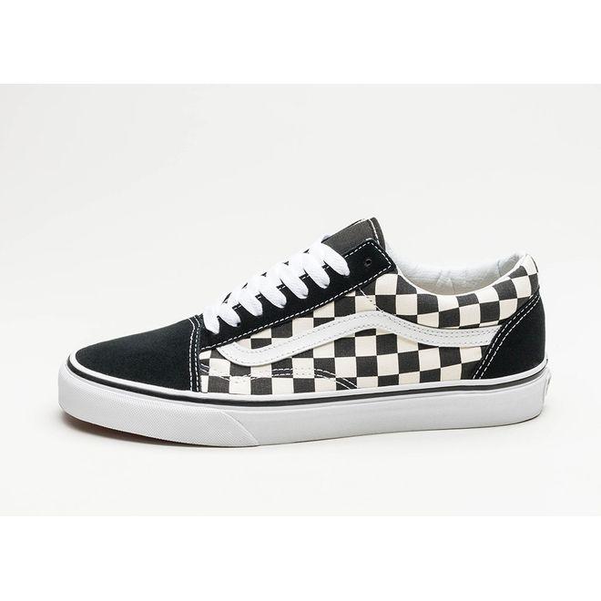 Vans Old Skool *Primary Check* (Black / White)