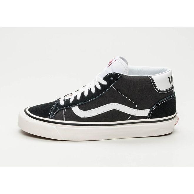 Vans Mid Skool 37 DX *Anaheim Factory* (Black / White)