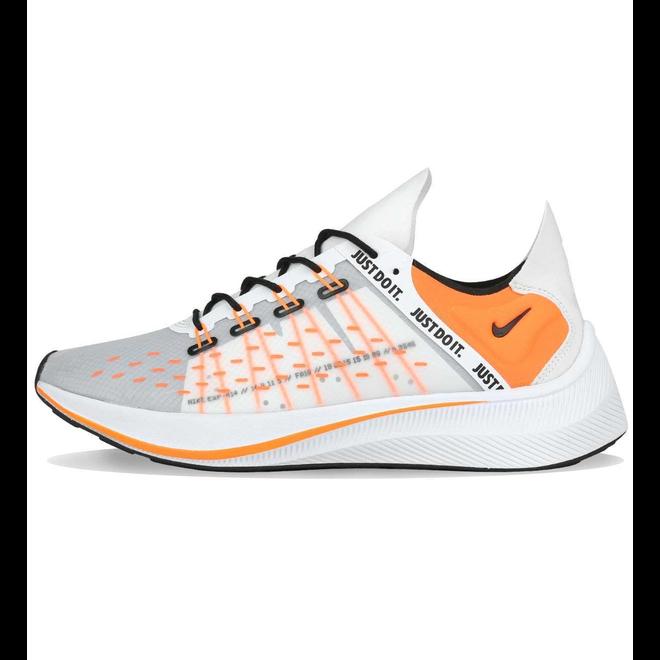 Nike EXP-X14 SE White / Total Orange / Black / Wolf Grey