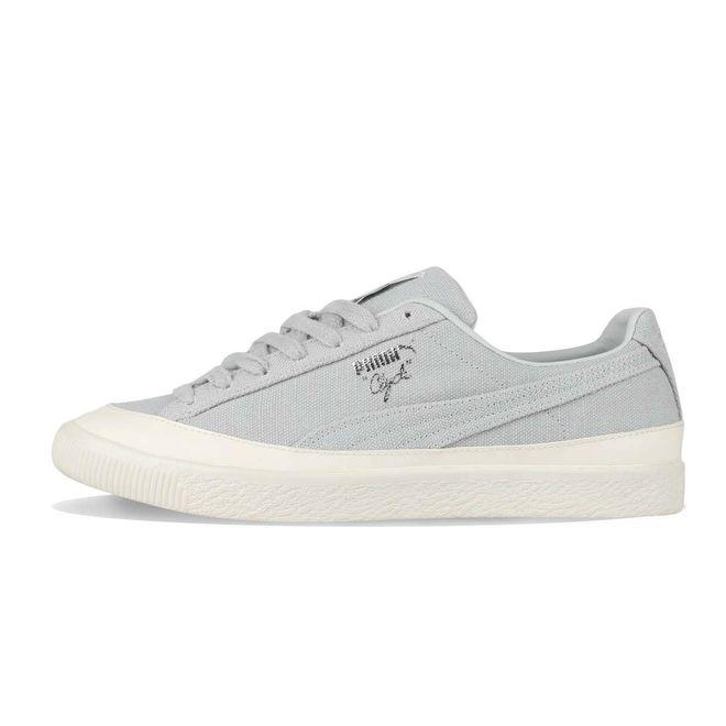 competitive price 9de2a c9559 Puma x Diamond Clyde Glacier Grey Release Info 🔥 365651-02