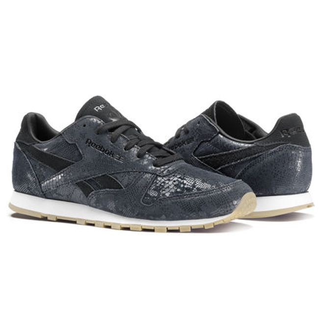 cemento Mal uso Ridículo  Reebok Classic Leather Clean Exotics | BS8229 | Sneakerjagers