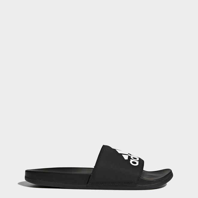 adidas Adilette Cloudfoam Plus Logo Slippers
