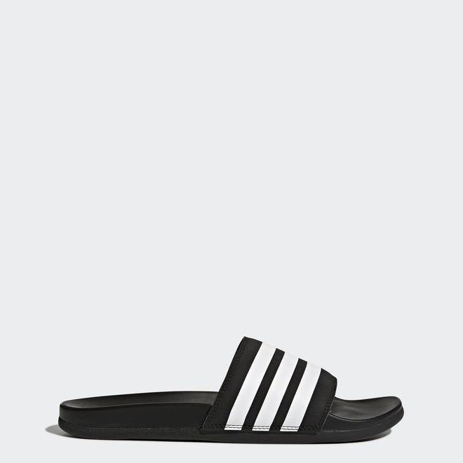 adidas Adilette Cloudfoam Plus Stripes Slippers