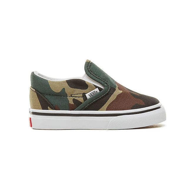 VANS Woodland Camo Classic Slip-on