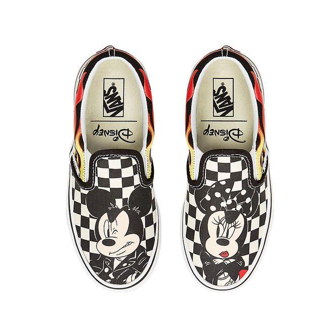 Disney X Vans Classic Slip On Schuhe