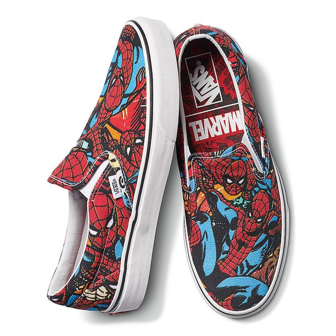 VANS Vans X Marvel Classic Slip-on-