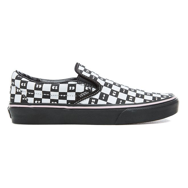 VANS Vans X Lazy Oaf Checkerboard Classic Slip-on