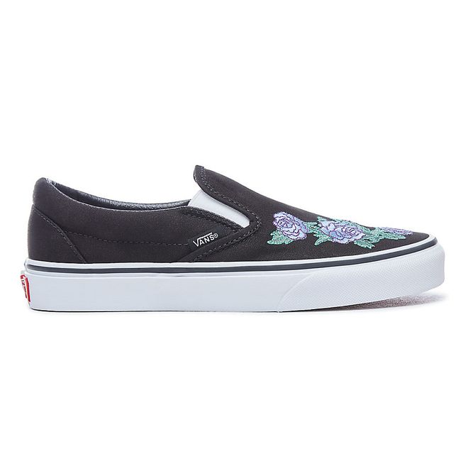 VANS Rose Thorns Classic Slip-on