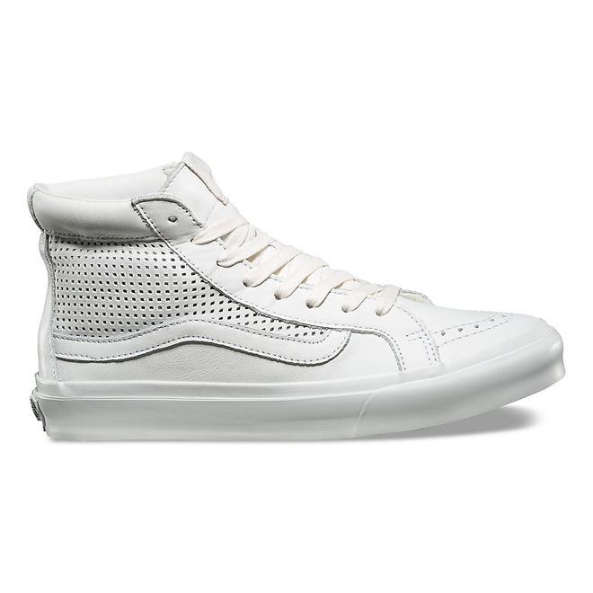 VANS Square Sk8-hi Slim Cutout Geperforeerde