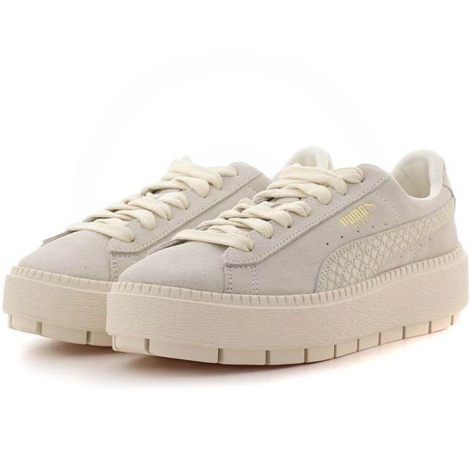 Puma Suede Platform Trace Animal | 367814 02 | Sneakerjagers
