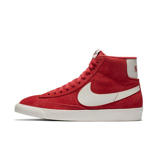 Nike Wmns Blazer Mid Vntg Suede zijaanzicht