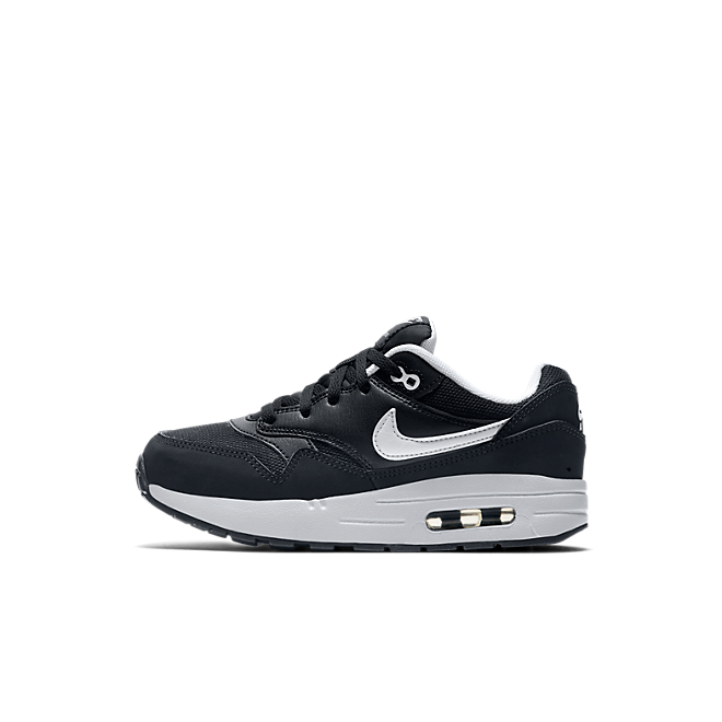 Nike Air Max 1 PS Black/ White Kids