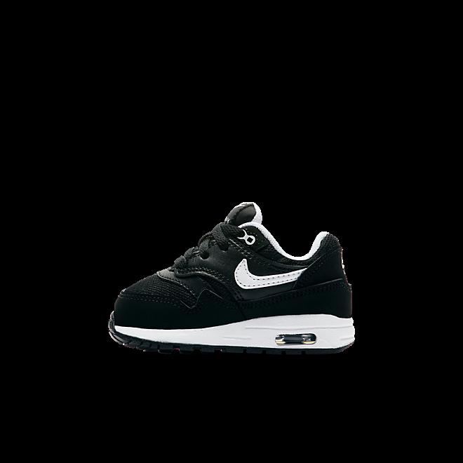 Nike Air Max 1 TD Black/ White Baby 807604-001