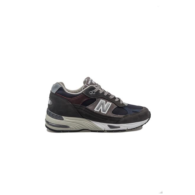 New Balance 991 Grey / Navy