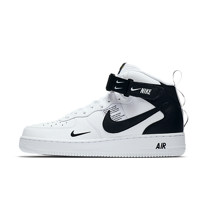 Nike Air Force 1 Mid '07 LV8 Utility - White