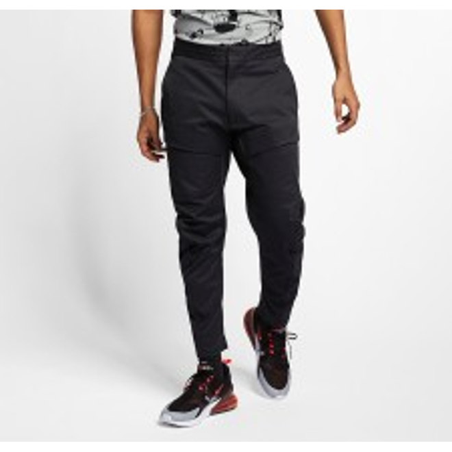 Nike Tech Pack Woven Cargo Pant - Black