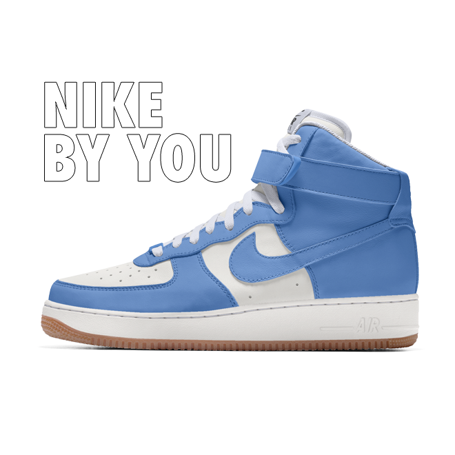 Nike Air Force 1 High - By You