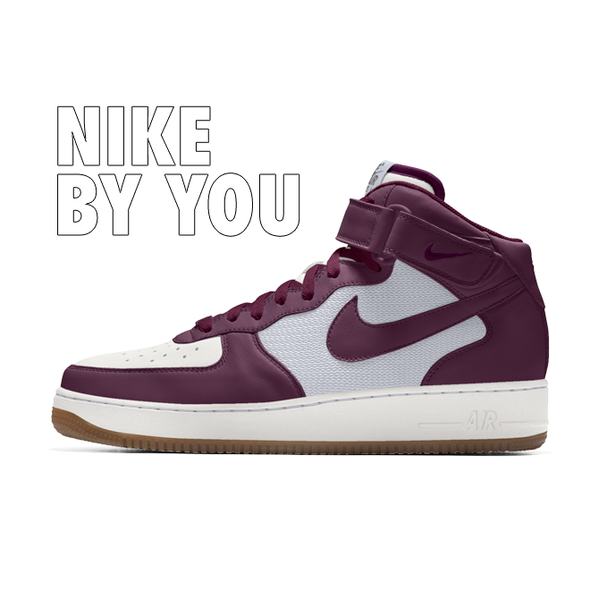 Nike Air Force 1 Mid - By You
