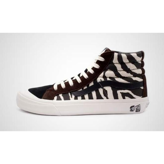 Vans UA TH Style 138 LX zebra