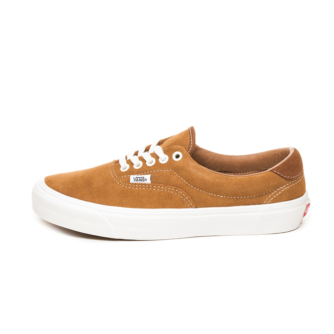 Vans Vault OG Era 59 Luxury *Suede* (Tobacco Brown / Monks Robe)
