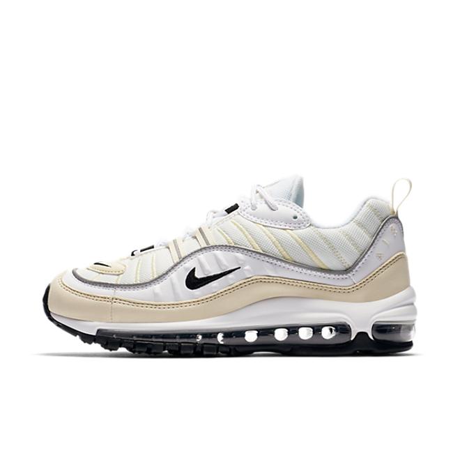 "Nike Air Max 98 WMNS ""White Fossil"""