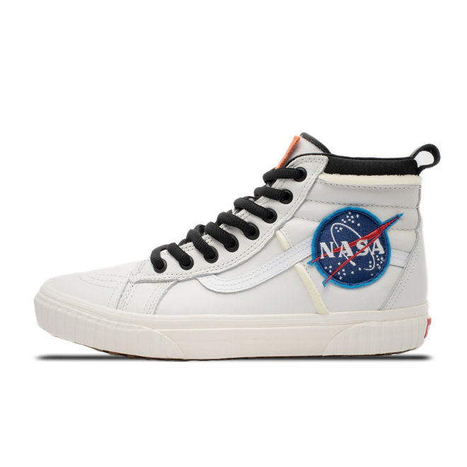 Vans X NASA Sk8 Hi 46 MTE DX Space Voyager True White | VN0A3DQ5UQ41 | Sneakerjagers