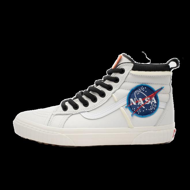 Vans X NASA Sk8 Hi 46 MTE DX Space Voyager True White | VN0A3DQ5UQ41 | Sneakerjagers