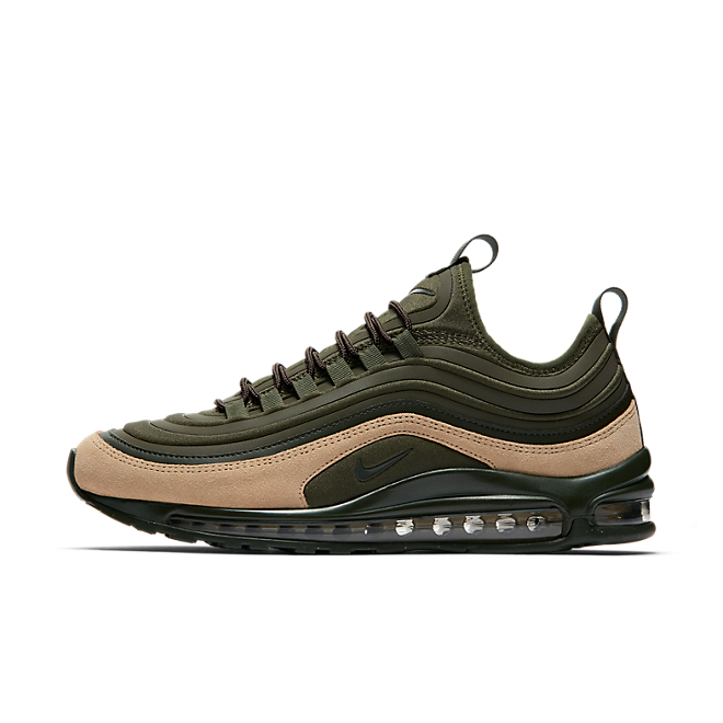 Nike Multicolor Air Max 97 Ul ́17 Se Cargo Khaki Sequoia mushroom for men
