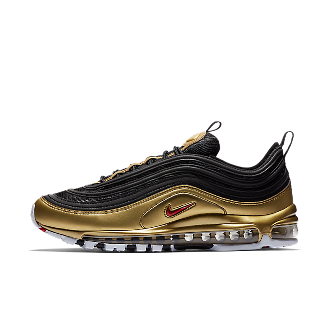 Nike Air Max 97 QS 'Black/Metallic Gold'