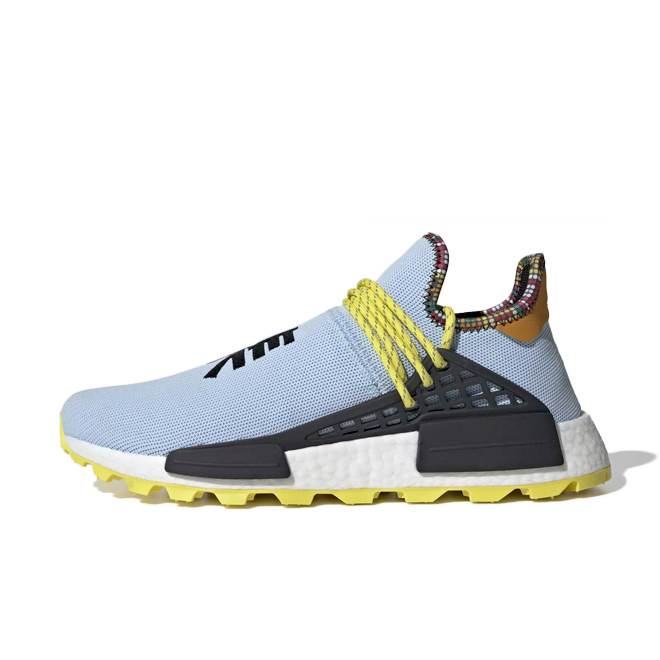 best service 9f048 863af adidas x Pharrell Williams Solar Hu NMD 'Aero Blue' | EE7581