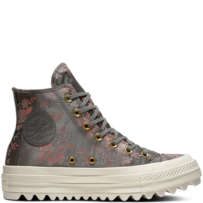 Chuck Taylor All Star Lift Ripple Floral High Top