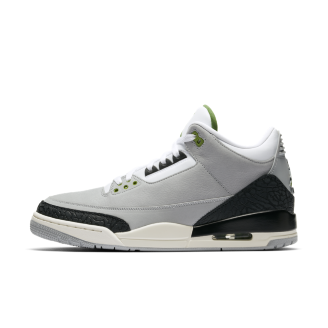 Air Jordan 3 Retro 'Chlorophyll'