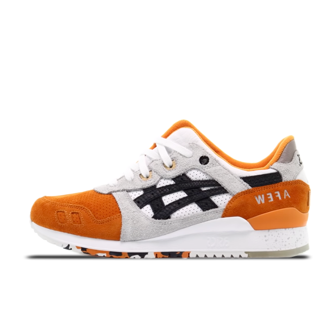 "Asics x Afew x Beams Gel-Lyte III ""Orange Koi"""