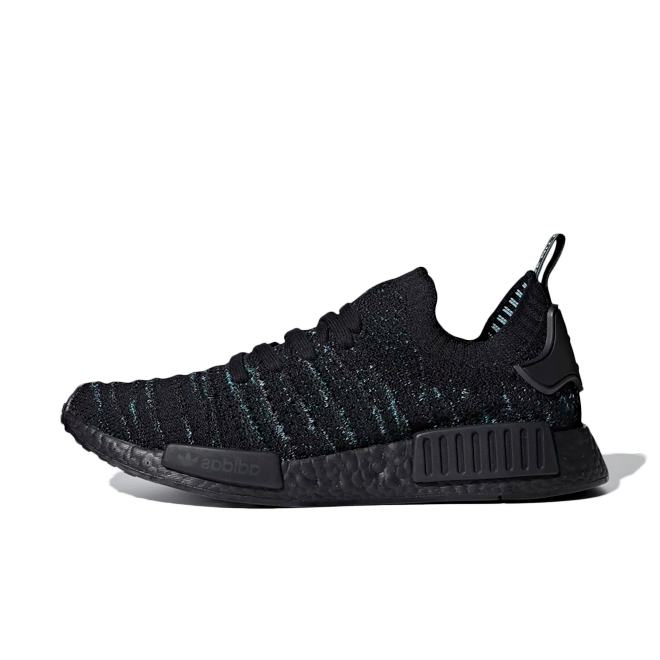 innovative design 28c4a c32a4 Adidas Nmd R1 Stlt Parley 'Core Black' | AQ0943