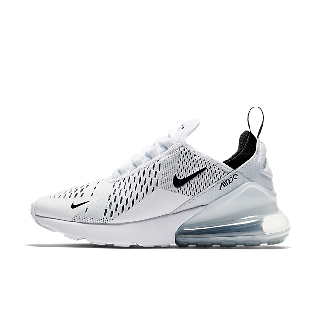 Nike Wmns Air Max 270 (White / Black - White)