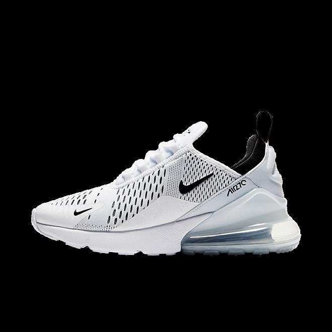 Nike Wmns Air Max 270 (White / Black - White) AH6789 100