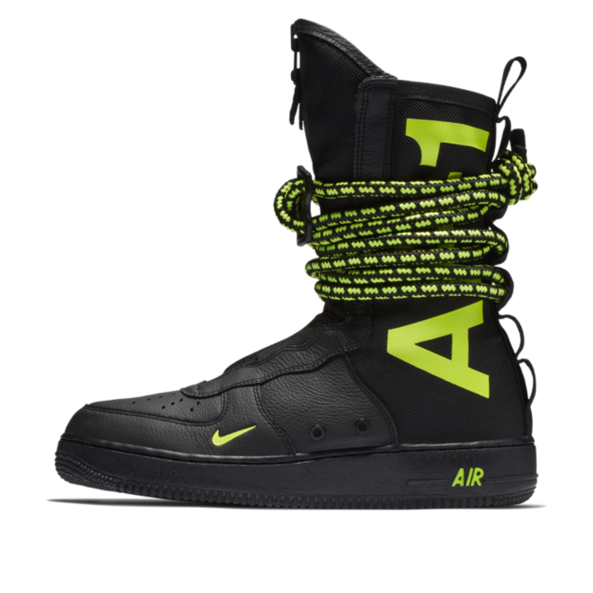 Nike Air Force 1 High SF 'Volt'