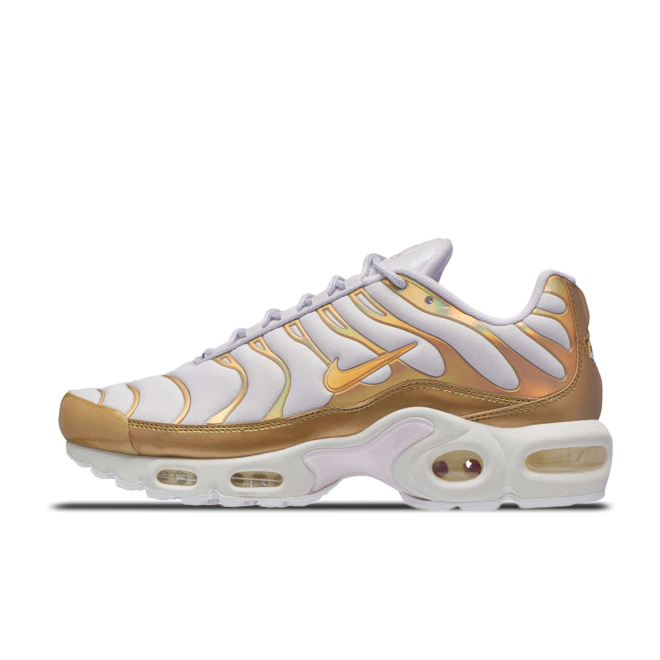 Nike WMNS Air Max Plus 'White Gold' 605112-054