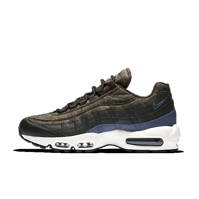 """Nike Air Max 95 Premium """"Wool Retro Sequoia Pack"""""""